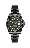 Rolex Submariner Date: Brunswick 116610LV Titan Black USA
