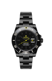 Rolex Submariner Date: Halo Titan Black USA