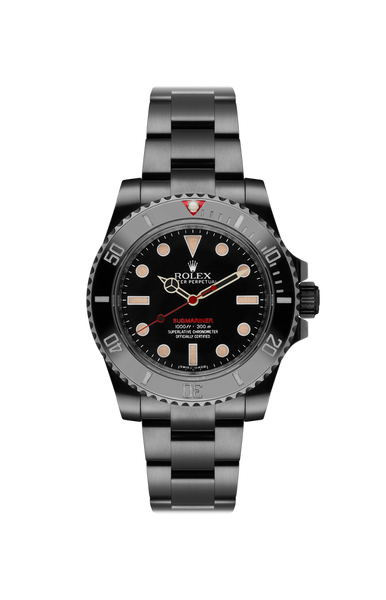 Rolex Submariner Date: Heritage Titan Black USA