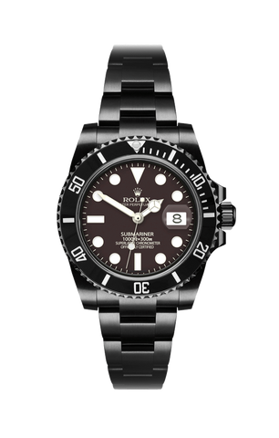 Rolex Submariner Date: Jet 116610LV Titan Black USA
