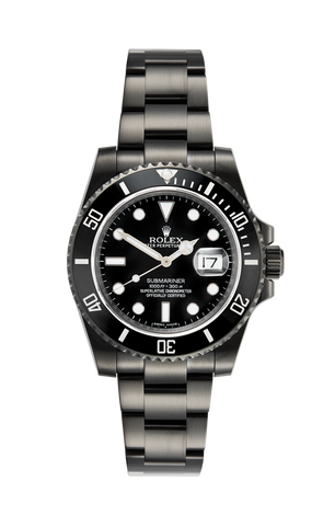 Rolex Submariner Date: MKI Titan Black USA