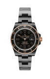 Rolex Submariner Date: Orbit Titan Black USA