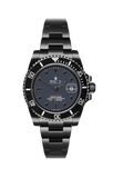 Rolex Submariner Date: Vortex Titan Black USA