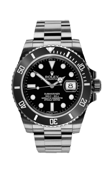 Rolex Submariner MKI Titan Black USA
