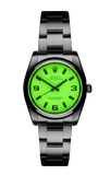 The Beach Collection - Rolex Oyster Perpetual Neon Green Titan Black USA