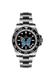 Rolex GMT II: Butterfly by Ashley Longshore Titan Black USA