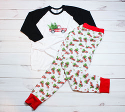 Men's Christmas Pajama Set