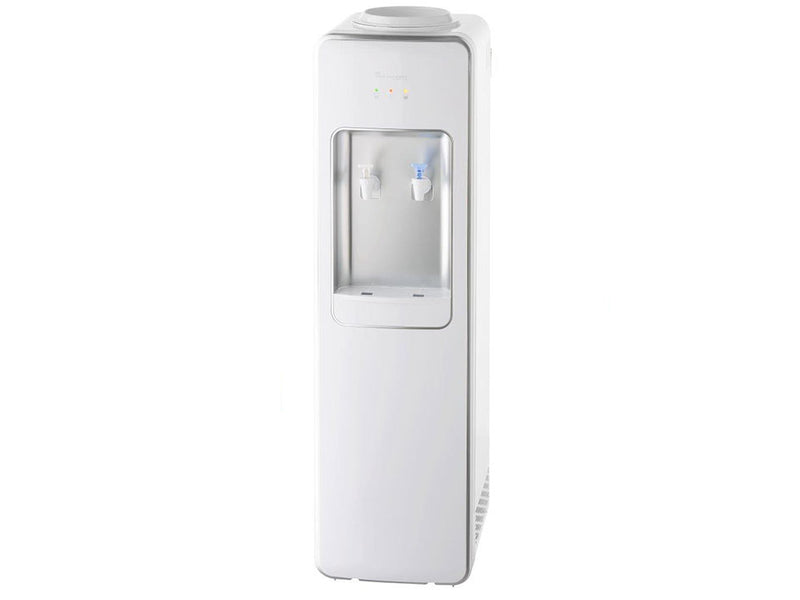 Floor Standing Water Cooler Premium White