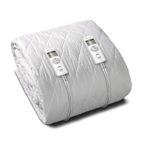 BodyZone™ King Quilted Fitted Heated Blanket
