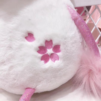 Sakura Unicorn Stuffed Toy