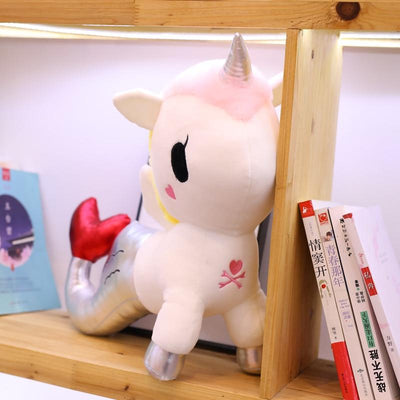 Magical Mermaid Unicorn Plush Toy