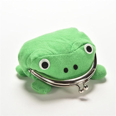 Anime Frog Coin Purse