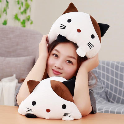 Chubby Soft Cat Plush Toys