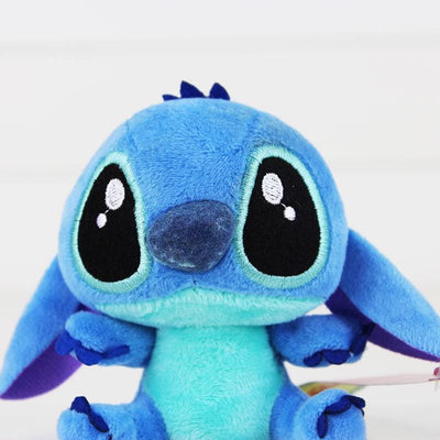 Lilo Stitch Plush Keychain