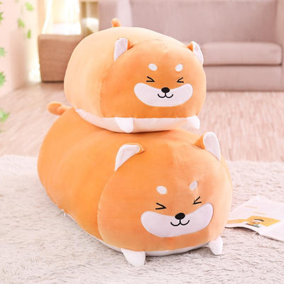 Soft Squishy Cat Dog Stuffed Toys In 60/90CM