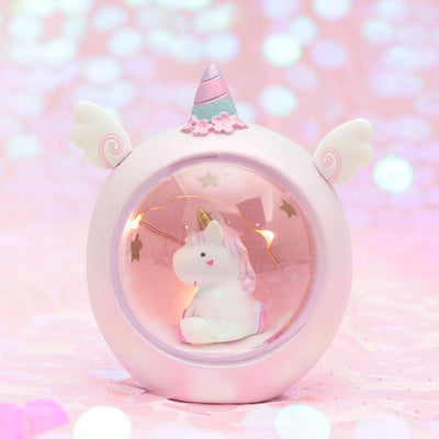 Unicorn LED Night Light Lamp