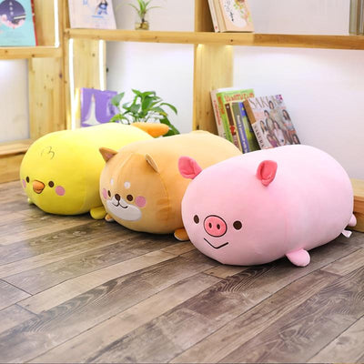 Cute Animal Pet Plush Toys