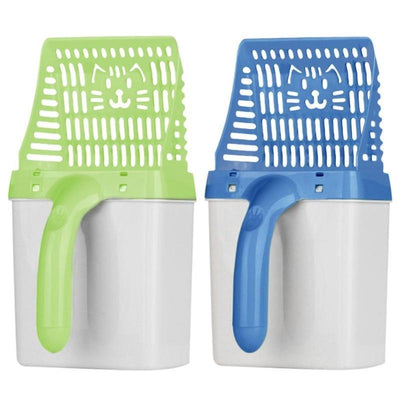 Useful Cat Litter Shovel & Waste Bags-Litter & Housebreaking-FreakyPet
