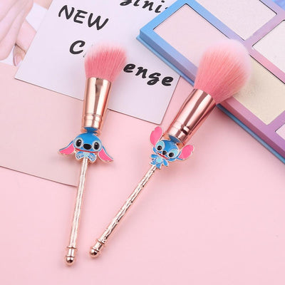 2pc Kawaii Makeup Brush Set