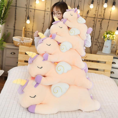 Huggable Unicorn Plush