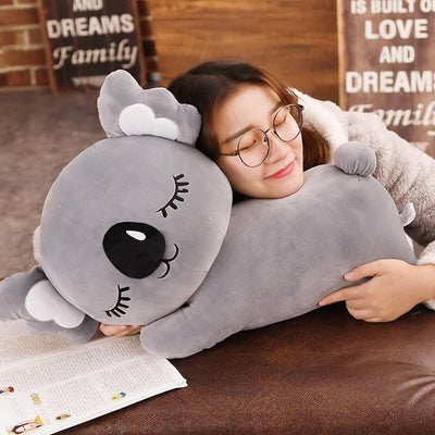 Sleeping Koala Plush Toy