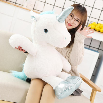 Majestic Unicorn Plush Toy