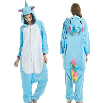 Soft & Fluffy Unicorn Onesie