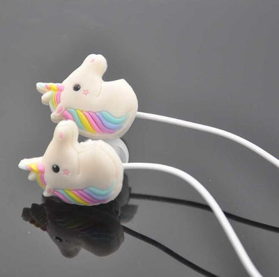 Unicorns Rainbow Earphone