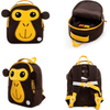 3D Cartoon Animals Kids Backpack