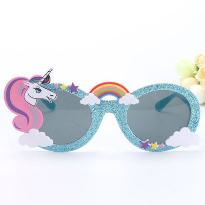 Unicorn Cosplay Glasses
