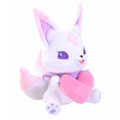 Star Guardian Ahri Fox Kiko Mascot Stuffed Toy