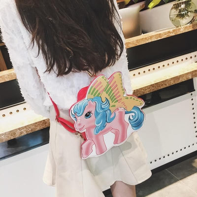 Sweet Little Unicorn Crossbody Bag