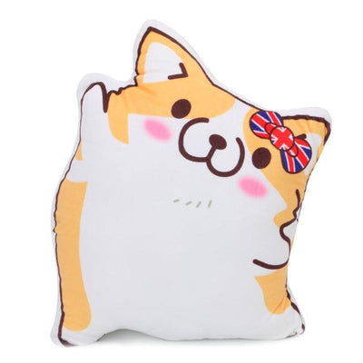 Kawaii Corgi Plush Pillows