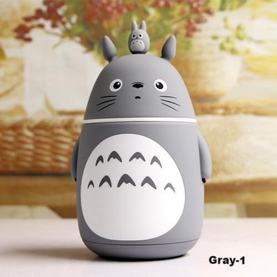 Cute 3D Totoro Thermos Bottle