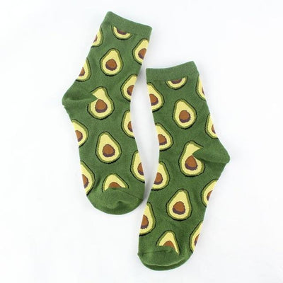 Funny Fresh Fruit Socks