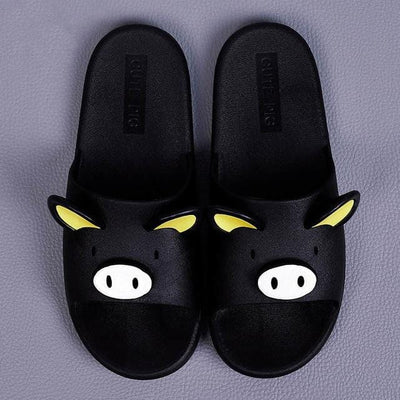 Cute Pig Anti-slip Slippers