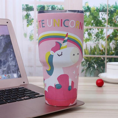 Unicorn Thermos Cups