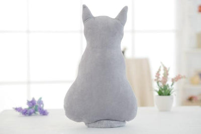 Cute Soft Cat Plush Toy Pillow