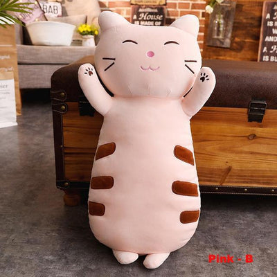 Cute Squishy Kitty Cat Plush Toys