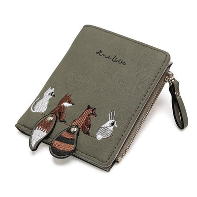 Lovely Cartoon Animals Purse