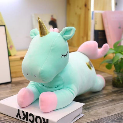55cm Kawaii Unicorn Plush Toys
