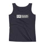 Ski Signs - Expert Only - Extra Hazards & Obstacles - Women's Tank