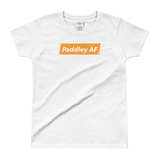 Sayings - Paddley AF - Women's T-shirt