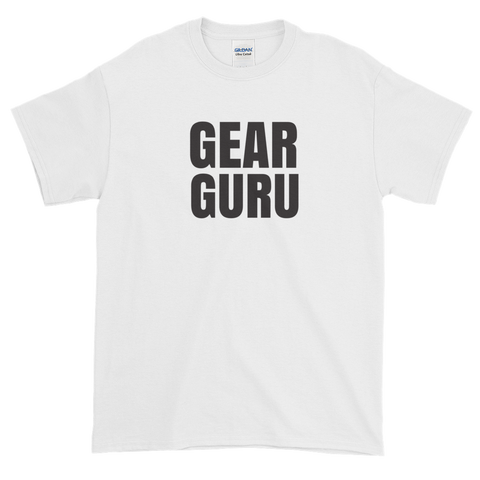 Sayings - Gear Guru - Men's Short sleeve t-shirt