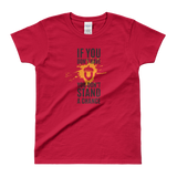 Gearmunk Gear - If You Don't Have Gearmunk You Don't Stand a Chance - Women's T-shirt