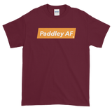 Sayings - Paddley AF - Men's Short sleeve t-shirt