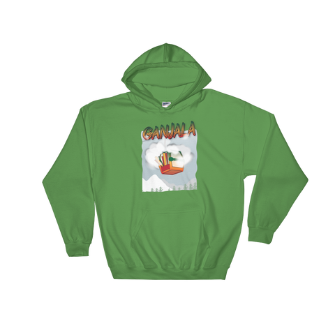 Sayings - Ganjala - Hooded Sweatshirt