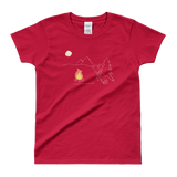 The Kimmie Craig Collection - Change Latitude - Women's T-shirt
