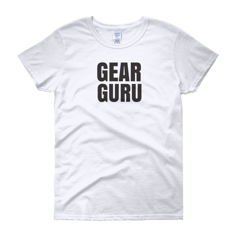 Sayings - Gear Guru - Women's short sleeve t-shirt