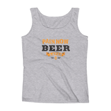 Sayings - Pain Now Beer Later - Women's Tank